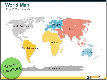 Editable world map editable world map for powerpoint editable editable world map editable world map for powerpoint editable ppt world map asia gumiabroncs Images