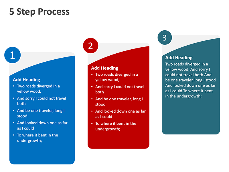 Strategy Implementation Steps - PowerPoint Slide