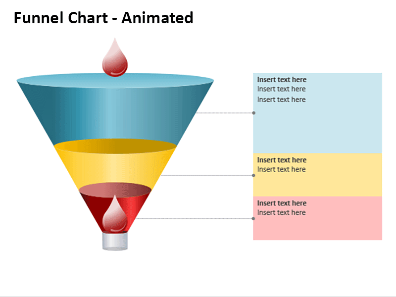 Funnel Shapes - Editable PowerPoint Presentation