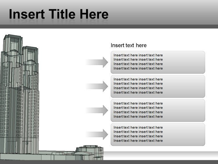 Architecture PPT Templates