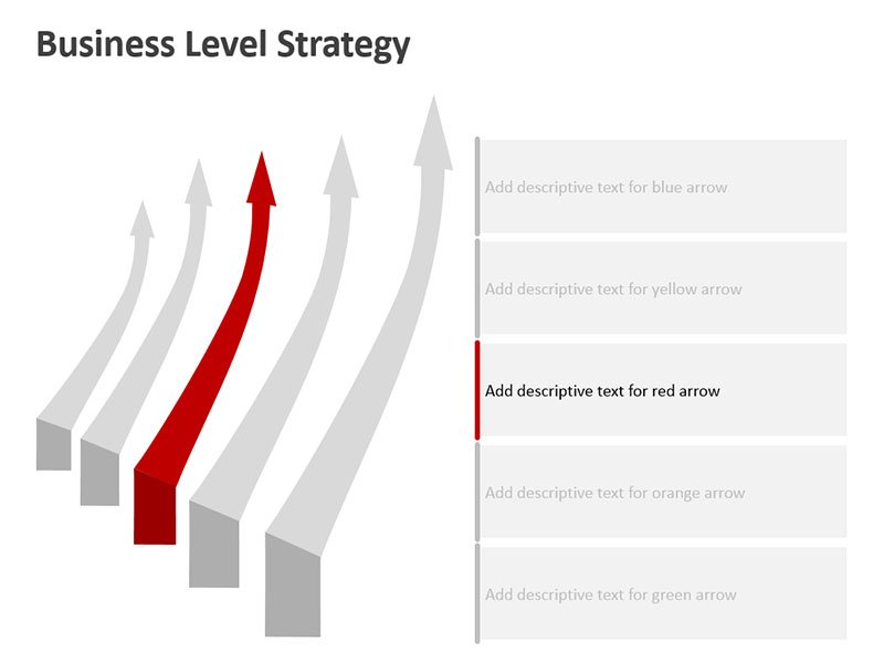 Management Strategy - PowerPoint Slide