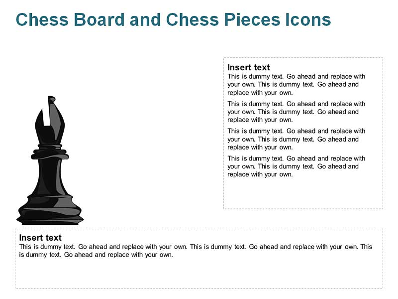 Bishop Chess Pieces for PowerPoint