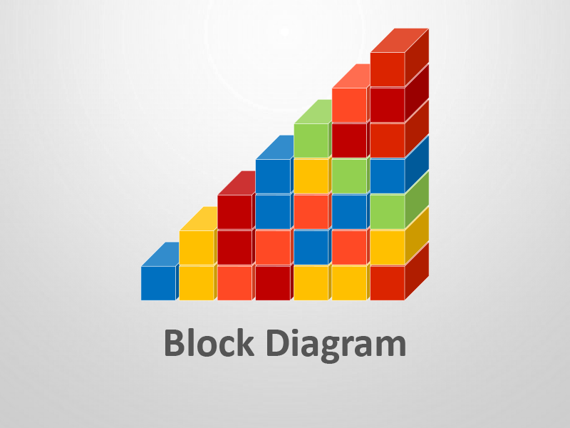 Block Diagrams - Editable PowerPoint Slides