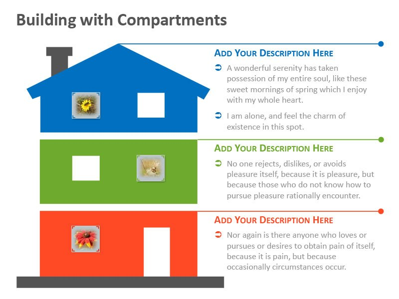 PPT Slides on Building with Compartments