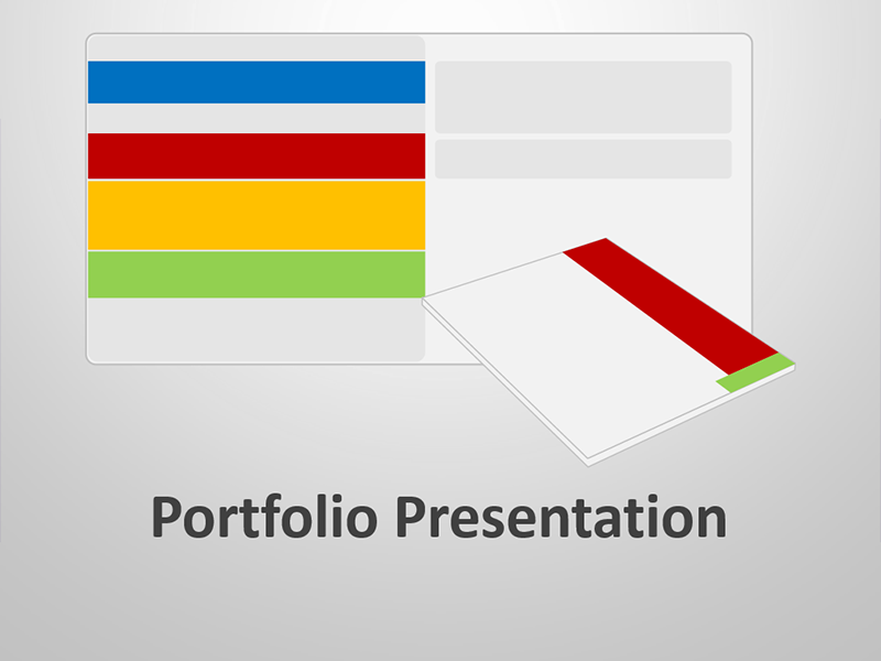 Editable Business Portfolio PowerPoint Presentation Slides