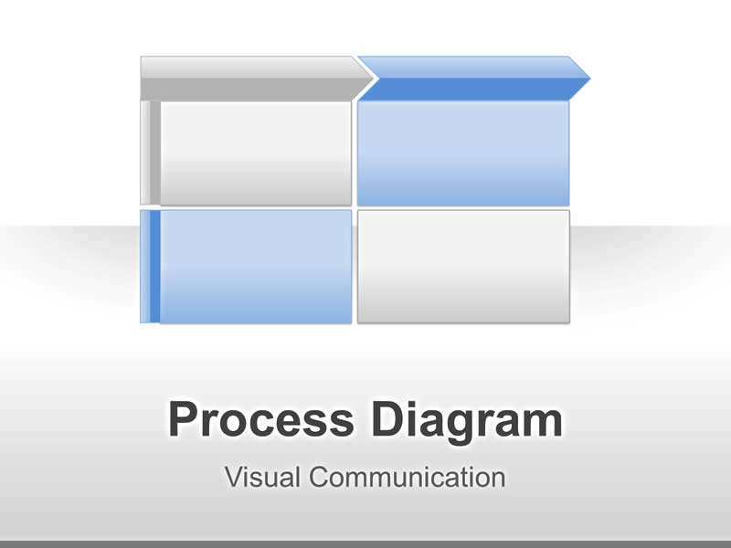 Business Process Diagram PowerPoint Template
