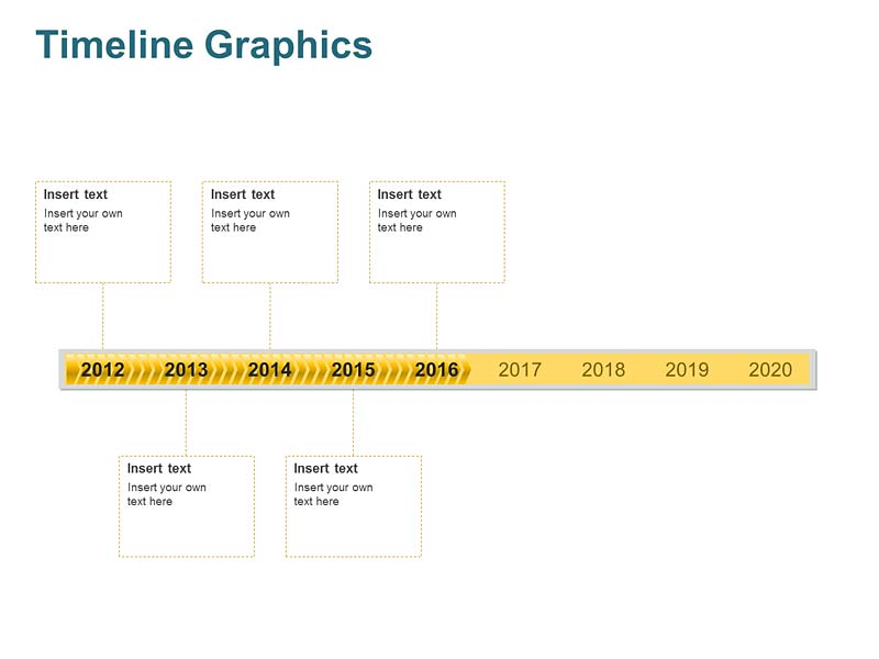 Project Timeline Preloader - PPT Slide