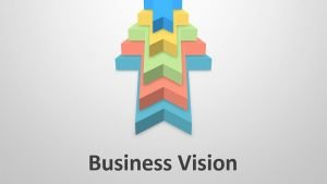 Business Vision Graphics - Editable PowerPoint Presentation