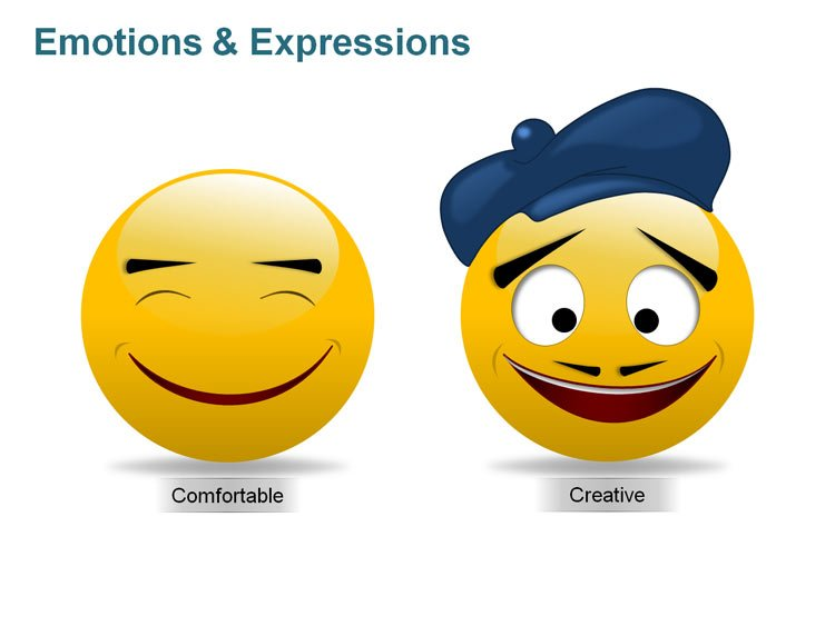 Emotions Face Smiley Clipart