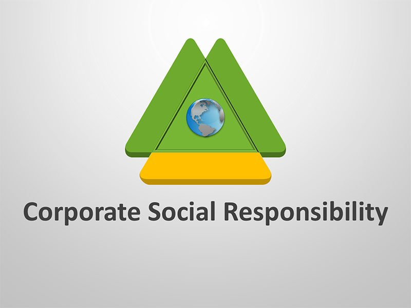 Corporate Social Responsibility PPT Presentations