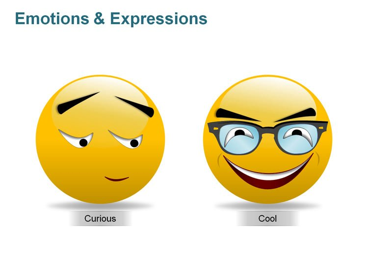 Facial Expressions and Emotions PowerPoint