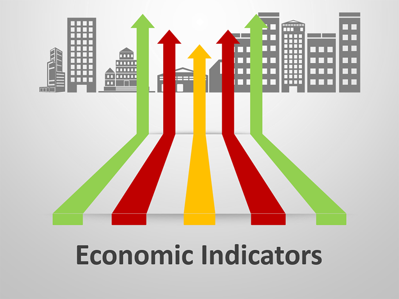 Economic Indicators - Editable PowerPoint Slides
