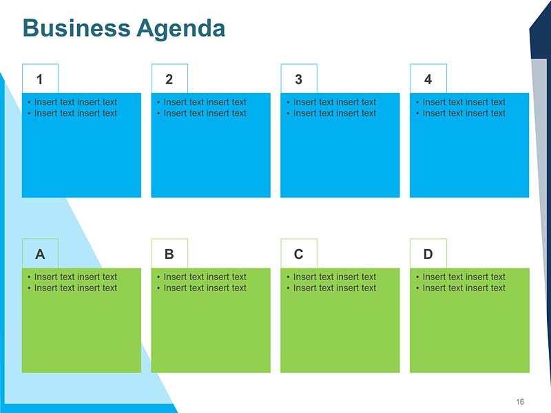 MInutes of Meeting Agenda Template