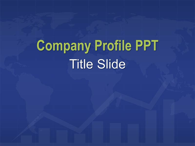 Company Profile PPT - Editable PowerPoint Presentation
