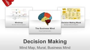 Decision Making Diagrams for Business Presentations: PowerPoint Bundle