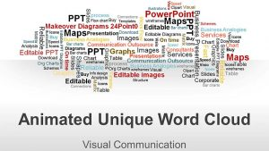 Word Cloud PowerPoint Graphics