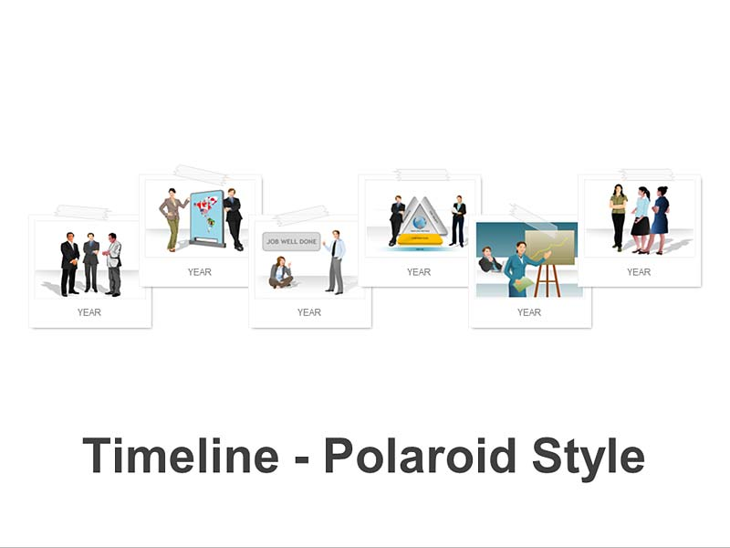 Project Timeline - Editable PowerPoint Template