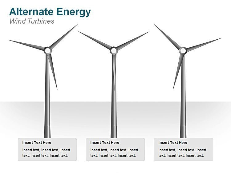 Wind Energy Image for PPT Presentation