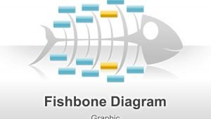 PPT Graphic of Fishbone Diagram
