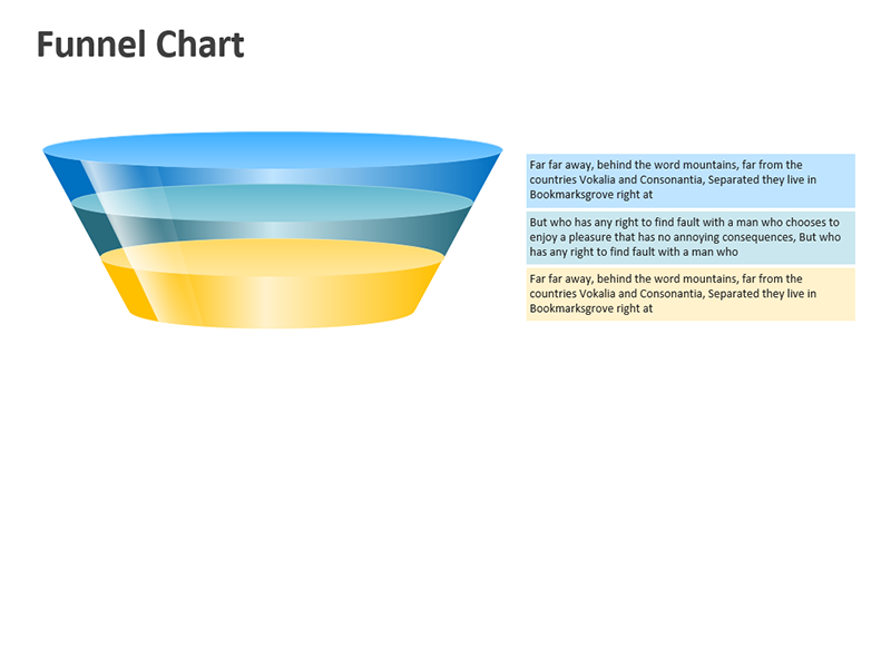 Conical Shape PowerPoint Presentation