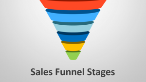 Sales Funnel Stages: Editable PowerPoint Presentation