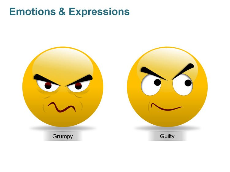 Human Emotions Images for PPT
