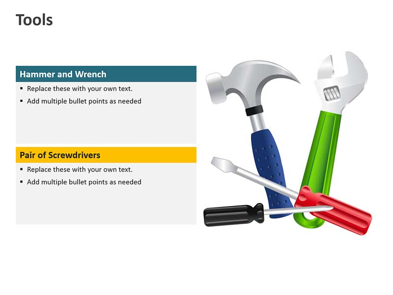 hammer-wrench-screwdrivers-images-editable-powerpoint-slides