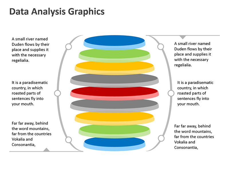 Business Data Graphic - PowerPoint Slide