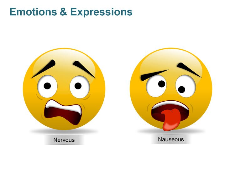 Editable Humourous Illustrations for PPT