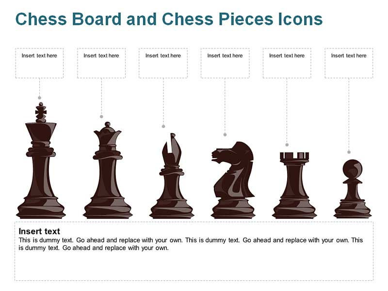 PowerPoint Slides Chess Pieces