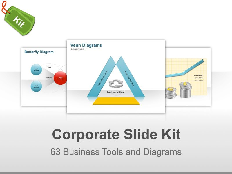 Business Diagrams-Editable PowerPoint Slide