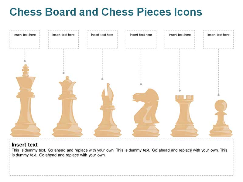 PowerPoint Illustration Chess Pieces