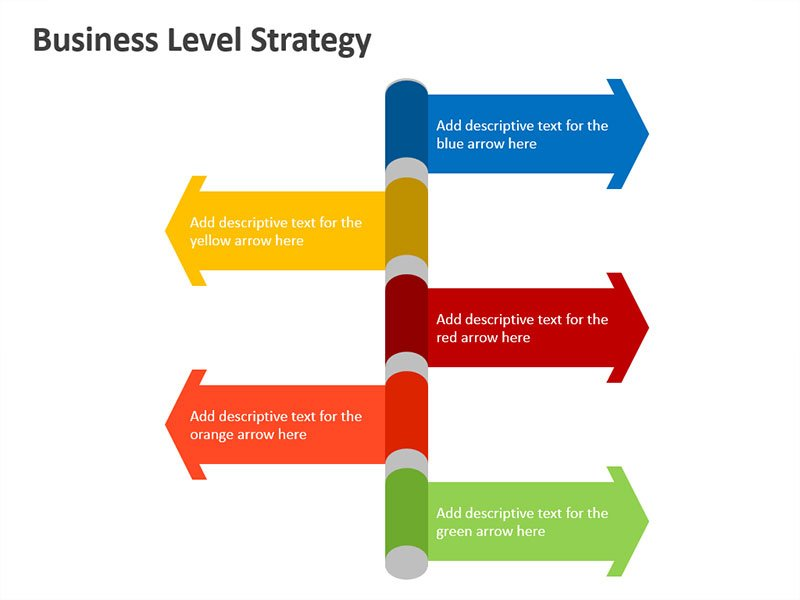 Business Development Strategy - PowerPoint Slide