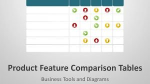 Comparison Table for PowerPoint Presentations