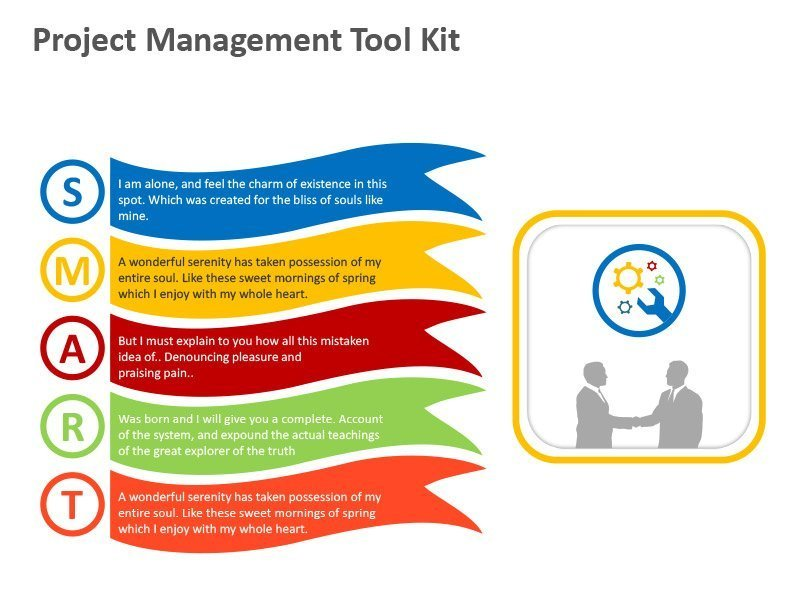 Business Project Tools - PowerPoint Slide
