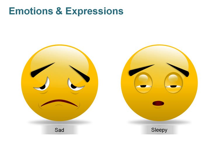 Emotions and Expressions PowerPoint