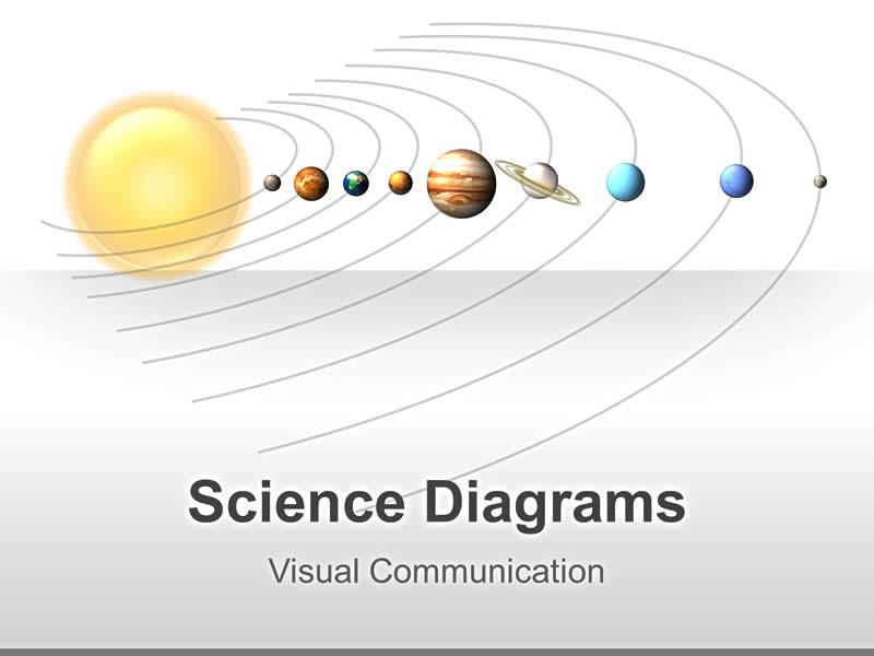 Science Illustrations for PowerPoint Presentation