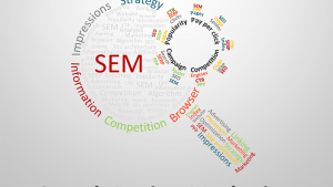 Search Engine Marketing - Editable PowerPoint Presentation