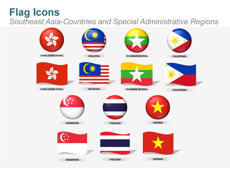 Southeast Asia-Countries and Special Administrative Regions