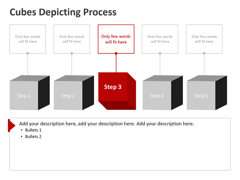 Business Planning Process - Editable PowerPoint Slide