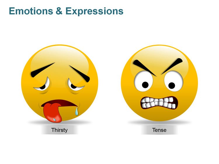 Humourous Clipart for PPT