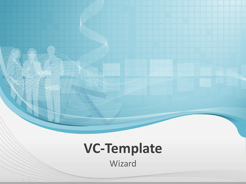 Venture Capitalists (VC) PPT Template