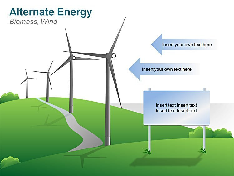 Alternate Energy Pictures for PPT