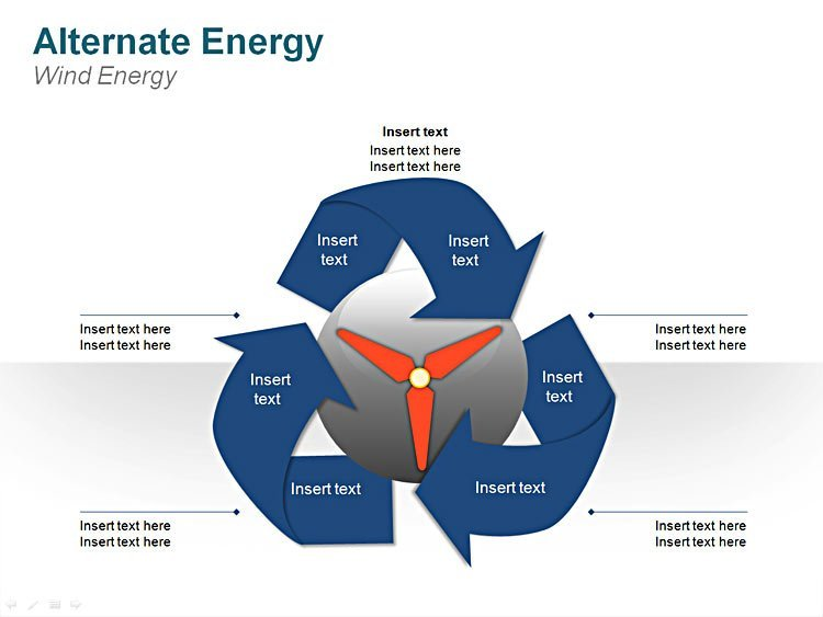 Renewable Energy Images PPT Slide