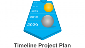 Timeline Project Plan Editable PPT Presentation