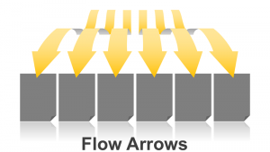Flow Arrows - Editable PPT Shapes
