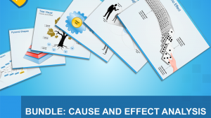 Slide Kit Cause and Effect PPT Slide