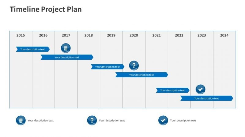 Project Plan Timeline PPT Presentation