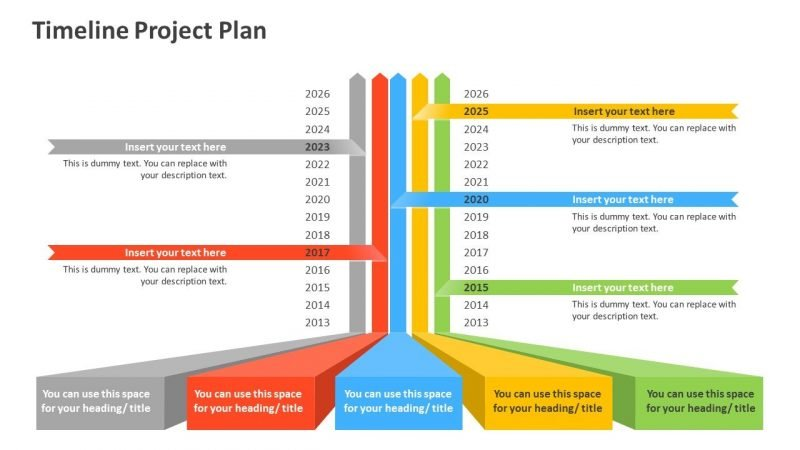 Strategic Planning Process PPT Slide