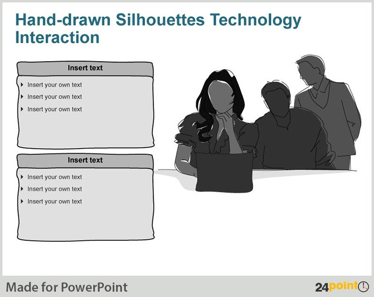 Business Executives – PowerPoint Image